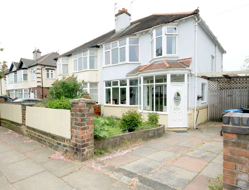 3 Bedrooms Semi Detached House for sale in Thingwall Hall Drive Broadgreen L14