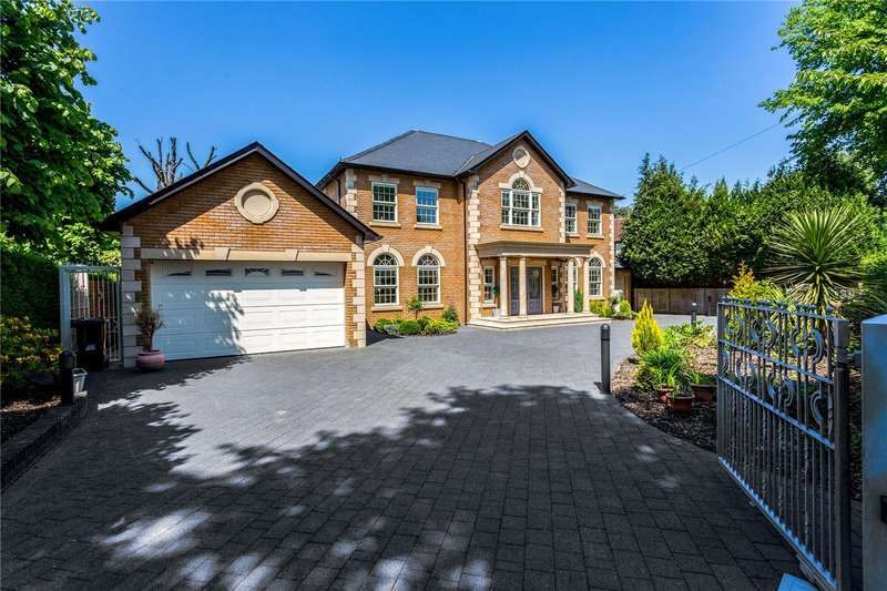 5 Bedrooms Detached House for sale in Walburton Road, Purley, CR8