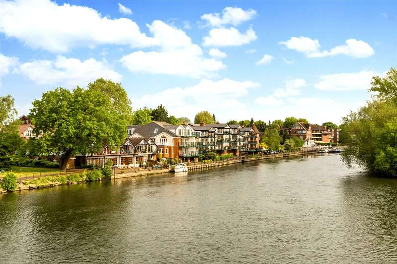 2 Bedrooms Flat for sale in Chandlers Quay, Ray Mead Road, Maidenhead, Berkshire, SL6