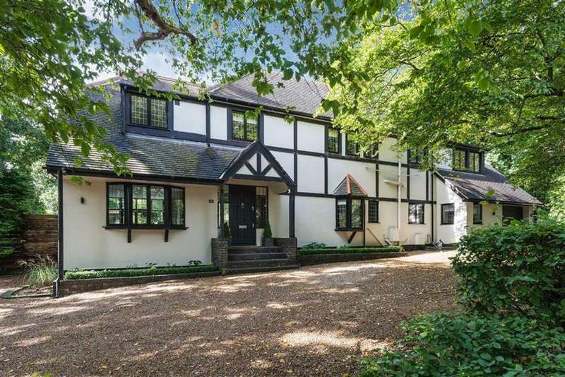 5 Bedrooms House for sale in Hendon Wood Lane, Mill Hill