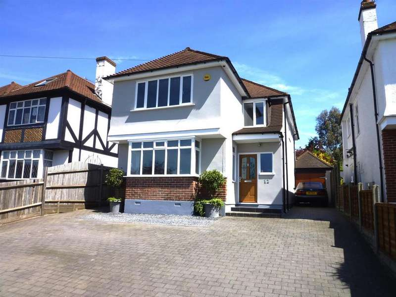 4 Bedrooms Detached House for sale in Thorndon Gardens, Stoneleigh, Epsom