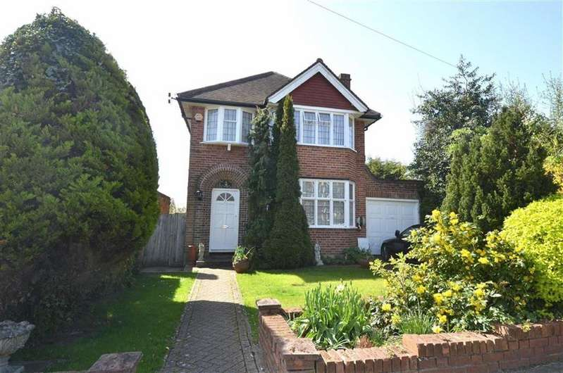 3 Bedrooms House for sale in Poynings Way, Woodside Park