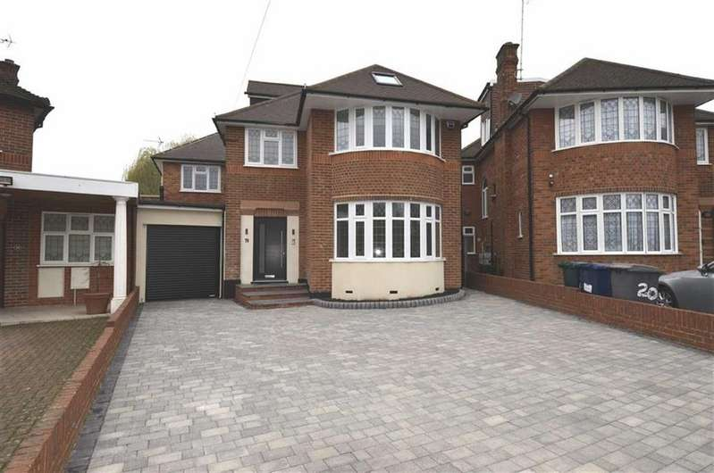 5 Bedrooms House for sale in Twineham Green, Woodside Park