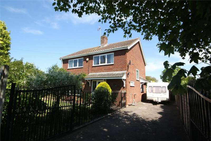 3 Bedrooms Detached House for sale in Main Street, North Kyme, Lincoln, Lincolnshire, LN4