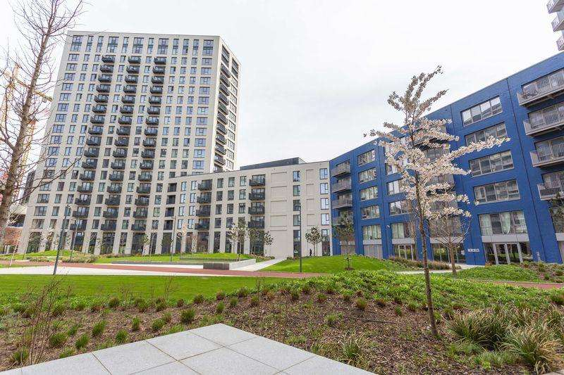 2 Bedrooms Apartment Flat for sale in London City Island, E14