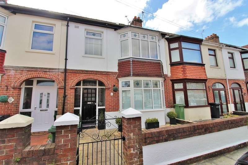 4 Bedrooms Terraced House for sale in Southwood Road, Hilsea