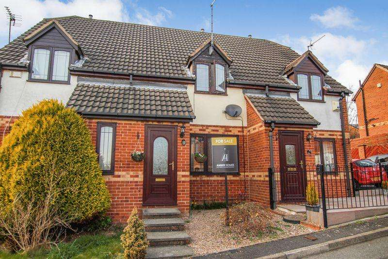 2 Bedrooms Terraced House for sale in Birchen Holme, South Normanton