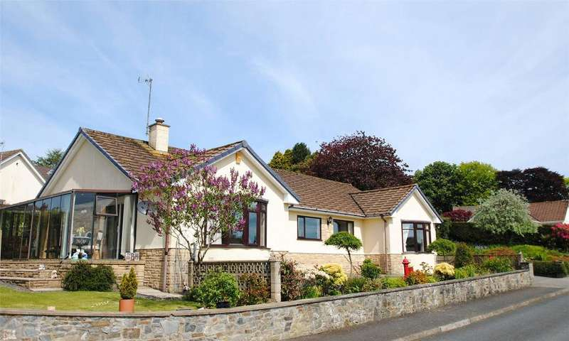 4 Bedrooms Detached Bungalow for sale in Winston Park, South Molton