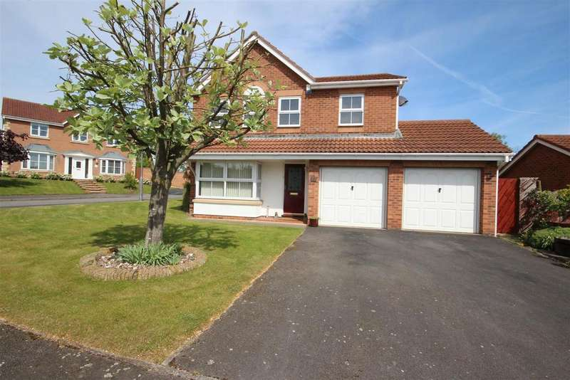4 Bedrooms Detached House for rent in Nightingale Close, Spinnakers Reach, Hartlepool