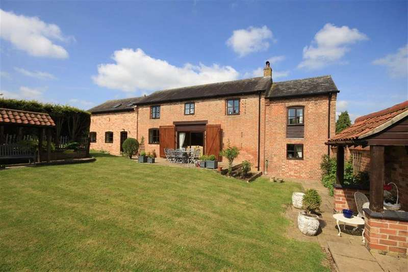 4 Bedrooms Barn Conversion Character Property for sale in Burrough End, Great Dalby, Leicestershire