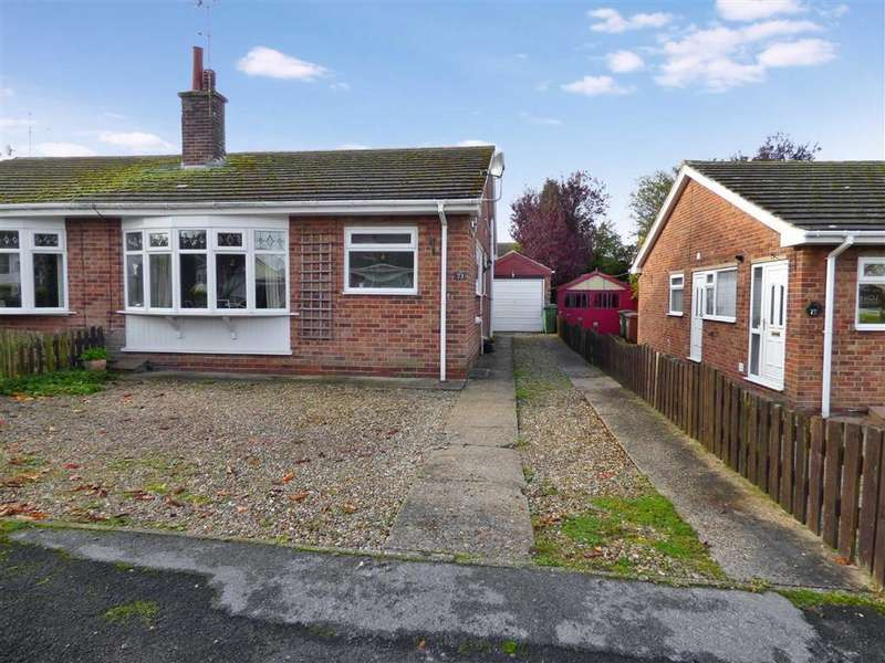 2 Bedrooms Semi Detached Bungalow for rent in Mill Rise, Skidby