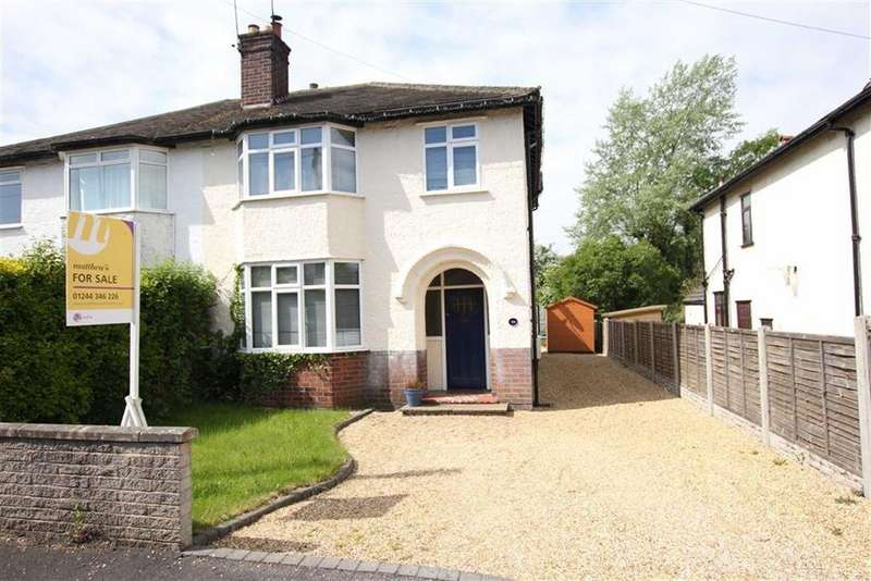 3 Bedrooms Semi Detached House for sale in Kingsmead, Upton, Chester