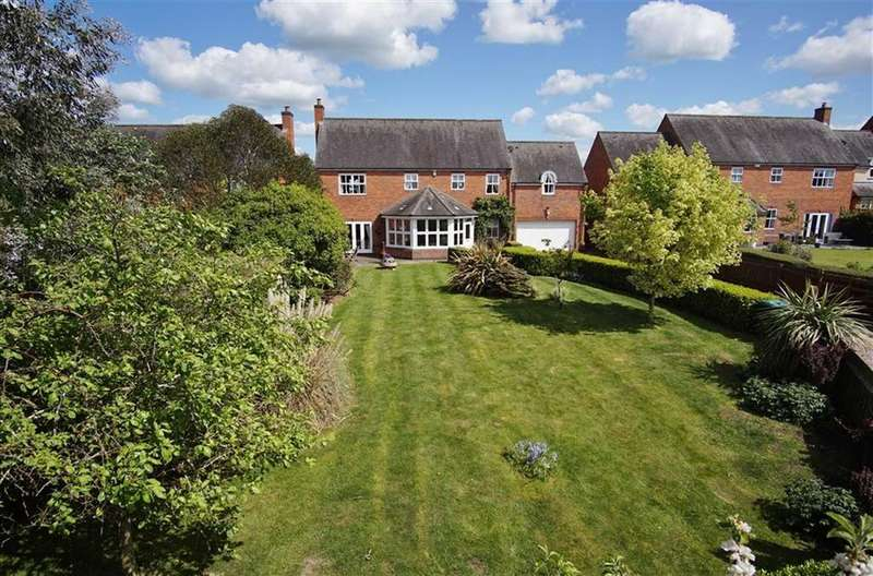 4 Bedrooms Detached House for sale in Willoughby Waterleys