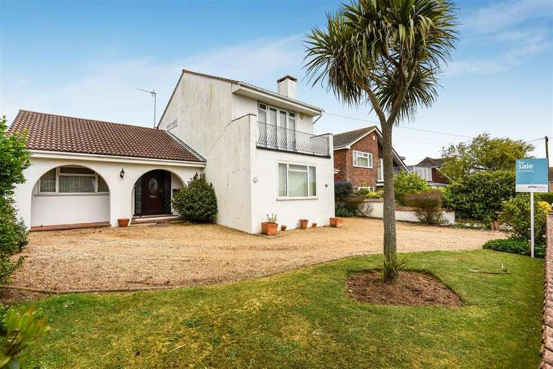 4 Bedrooms Chalet House for sale in Rustic Road, Peacehaven