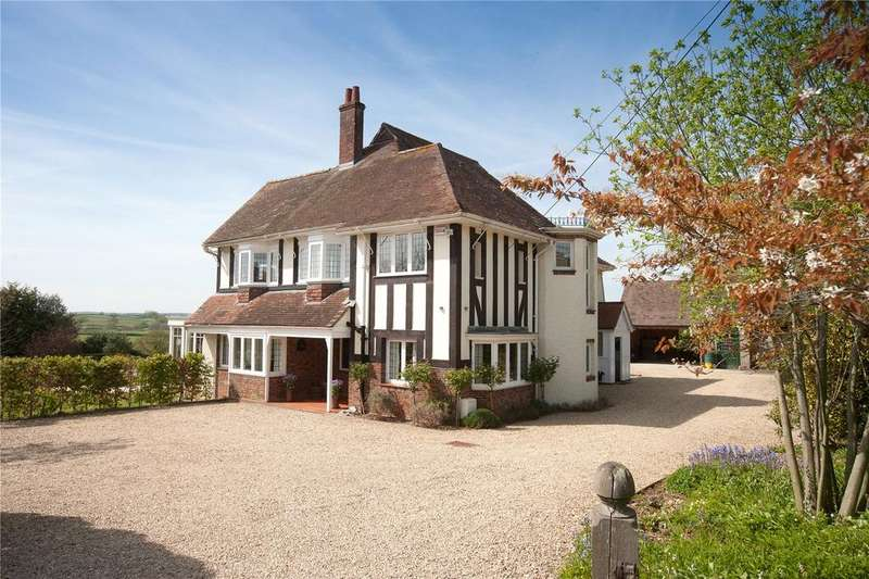 6 Bedrooms Detached House for sale in Buffetts Road, Sturminster Newton, Dorset