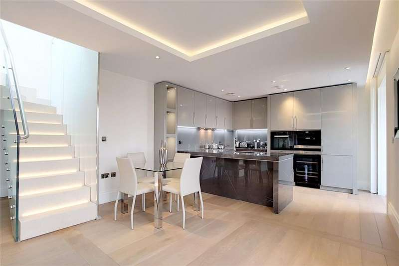 2 Bedrooms Penthouse Flat for rent in Temple House, 190 Strand, 13 Arundel Street, London, WC2R