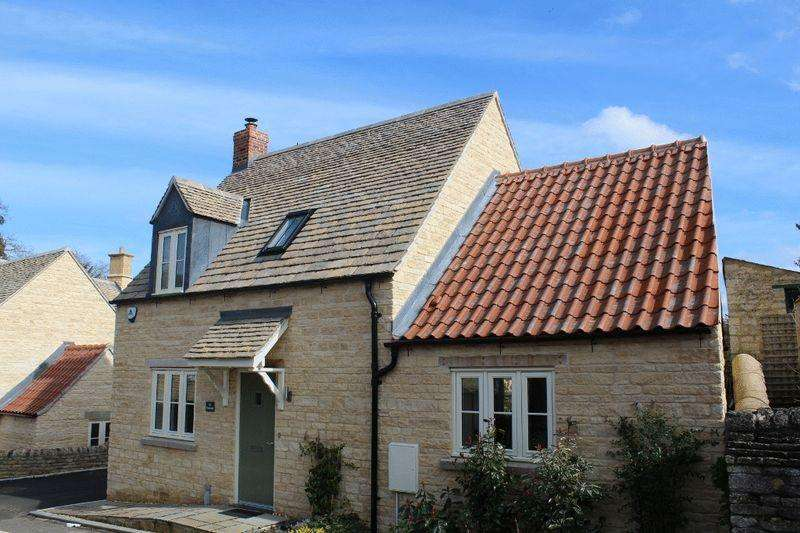 2 Bedrooms Detached House for sale in Barnack