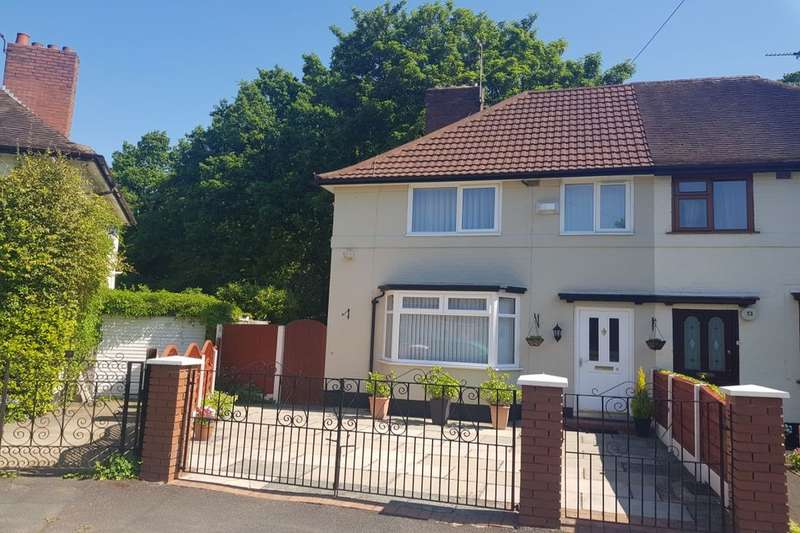 3 Bedrooms Semi Detached House for sale in Meliden Crescent, Manchester, M22