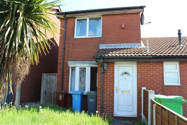 2 Bedrooms Semi Detached House for sale in Edward St, Manchester