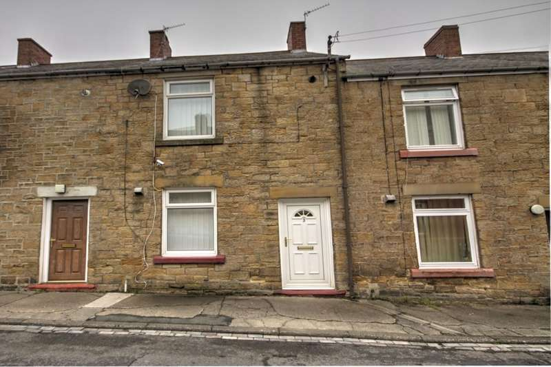 2 Bedrooms Property for sale in Railway Street, Leadgate, Consett, DH8