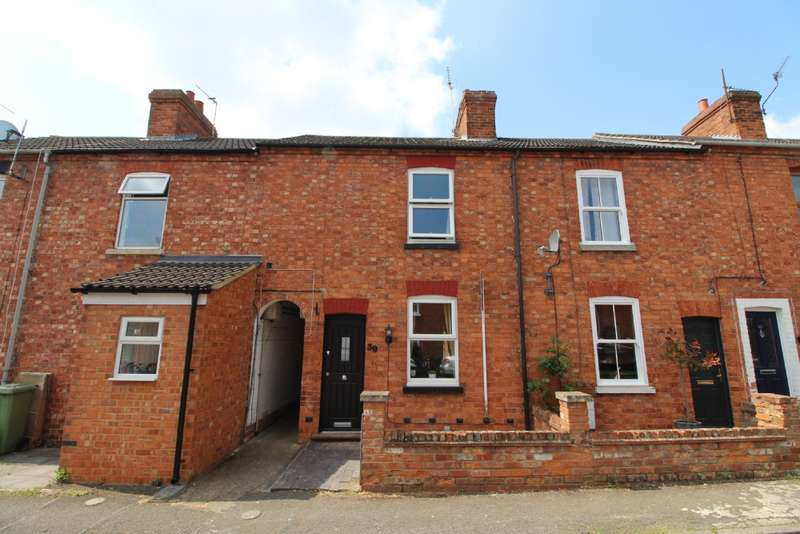 3 Bedrooms Terraced House for sale in Greenfield Road, Newport Pagnell, Buckinghamshire