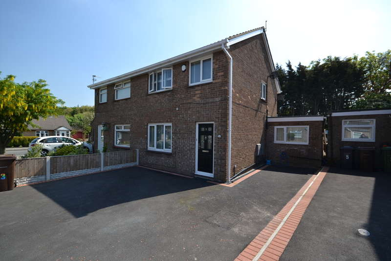 3 Bedrooms Semi Detached House for sale in Cardigan Way, Bootle, L30