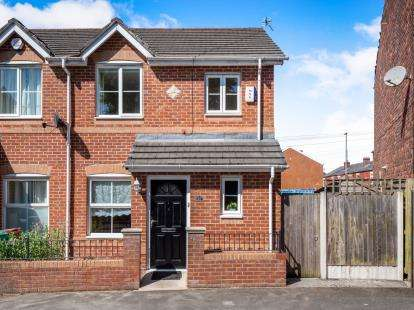 3 Bedrooms Terraced House for sale in Leegrange Road, Moston, Manchester, Greater Manchester