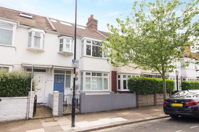 4 Bedrooms Terraced House for sale in Clovelly Road, Chiswick