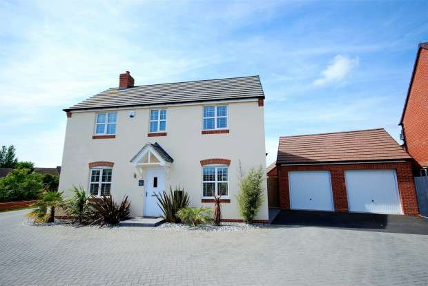 4 Bedrooms Detached House for sale in Macaulay Road, Bishops Itchington, Southam, CV47