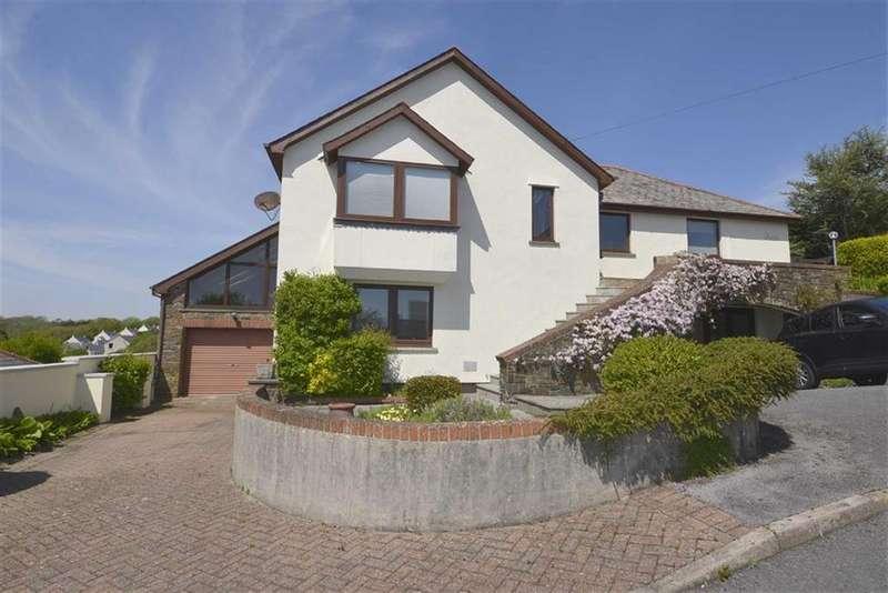 6 Bedrooms House for sale in Llwyn Onn, 1, Ridgeway Meadow, Saundersfoot, Dyfed, SA69