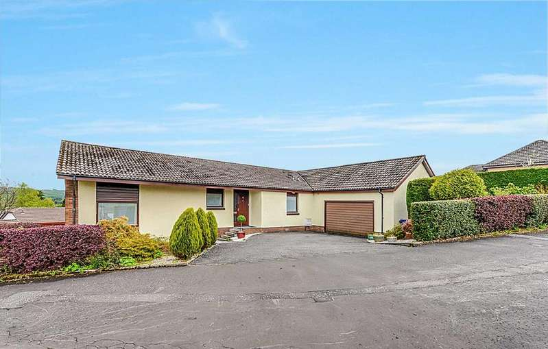 4 Bedrooms Bungalow for sale in Crawfurds View, Lochwinnoch