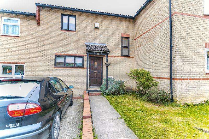 2 Bedrooms Terraced House for sale in Pickering Drive, Milton Keynes