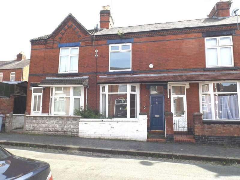 3 Bedrooms Terraced House for sale in Saunders Street, Crewe