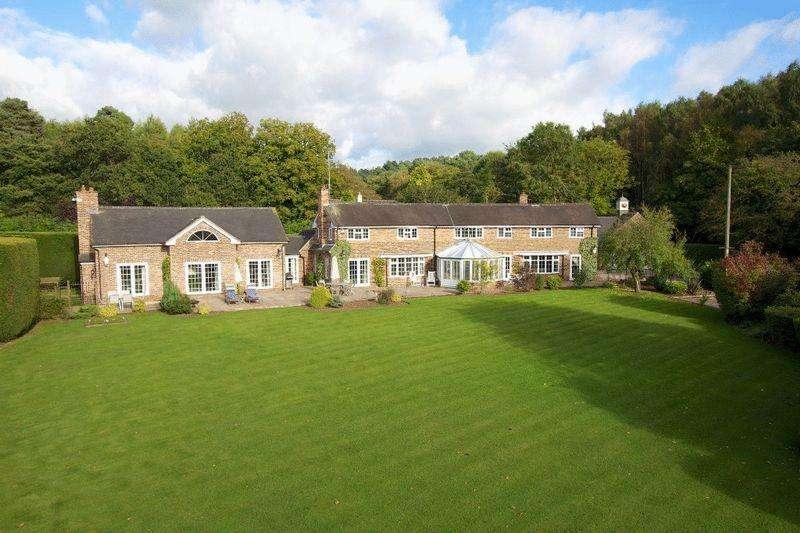 4 Bedrooms Detached House for sale in Wood Lane, Blackbrook