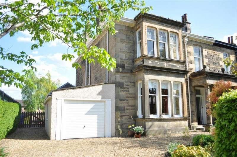 4 Bedrooms Semi-detached Villa House for sale in 3 Herries Road, Pollokshields, G41 4DE