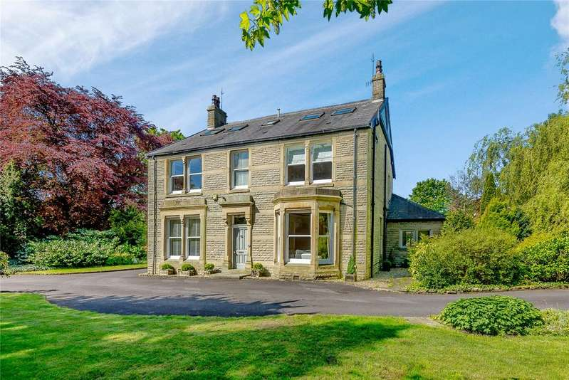 5 Bedrooms Detached House for sale in Clitheroe Road, Whalley, Clitheroe, Lancashire, BB7