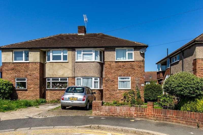 2 Bedrooms Maisonette Flat for sale in Byards Croft, Streatham Vale, London, SW16 5EY