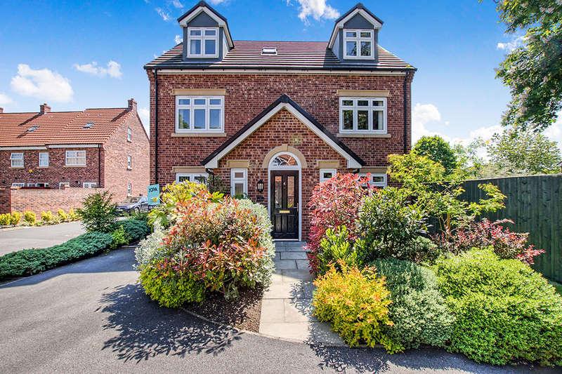 5 Bedrooms Detached House for sale in Cleminson Gardens, Cottingham, HU16
