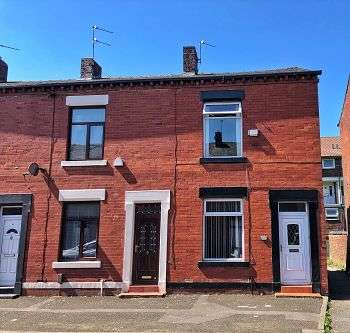 2 Bedrooms End Of Terrace House for sale in Herbert Street, Oldham, OL4 2QX
