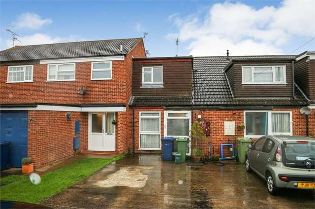 2 Bedrooms Terraced House for sale in Wheatstone Close, Northway, Tewkesbury, Gloucestershire