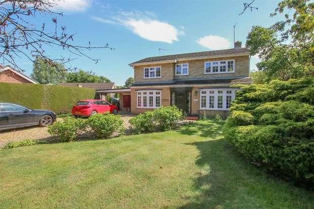 4 Bedrooms Detached House for sale in 4 Cedar Grove, North Runcton