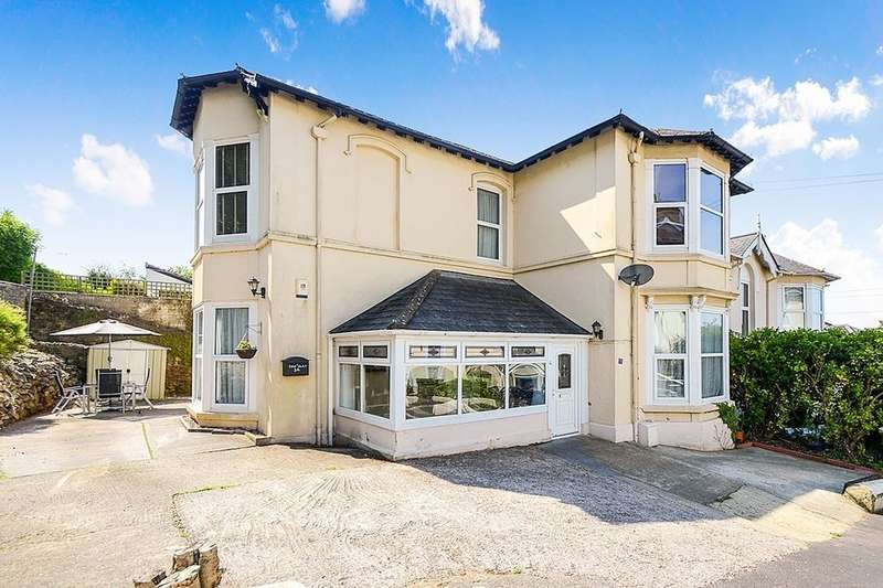 3 Bedrooms Flat for sale in Powderham Road, Newton Abbot, TQ12
