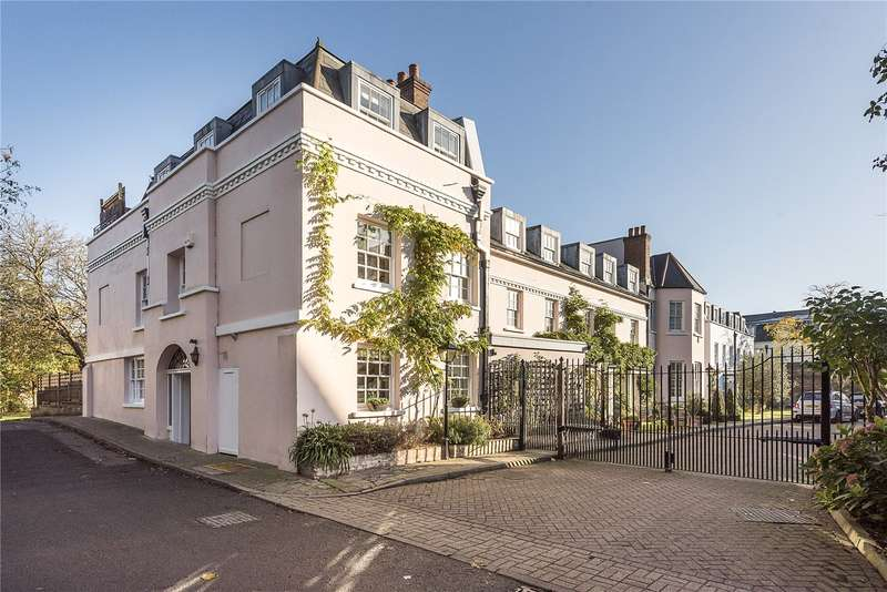 4 Bedrooms Mews House for sale in Varsity Row, Mortlake, SW14