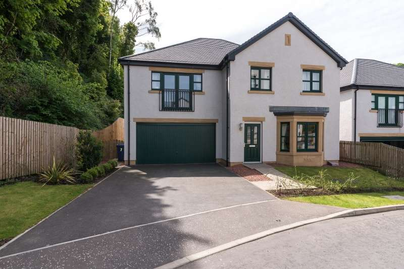 5 Bedrooms Detached House for sale in Westmill Haugh, Lasswade, Midlothian, EH18 1BF