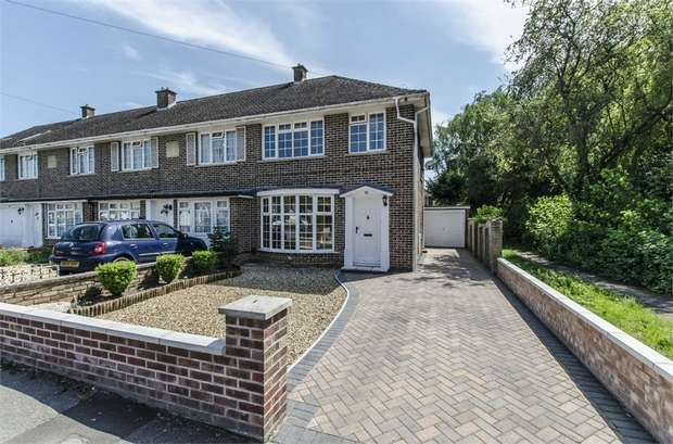 3 Bedrooms Detached House for rent in Ionic Close, Chandlers Ford, EASTLEIGH, Hampshire