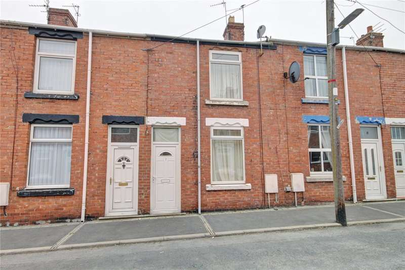 2 Bedrooms Terraced House for sale in Evenwood Road, Esh Winning, Durham, DH7