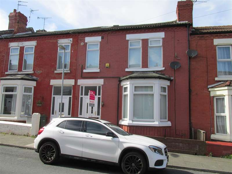 3 Bedrooms Terraced House for sale in Ash Grove (ALL REASONABLE OFFERS CONSIDERED), Wallasey