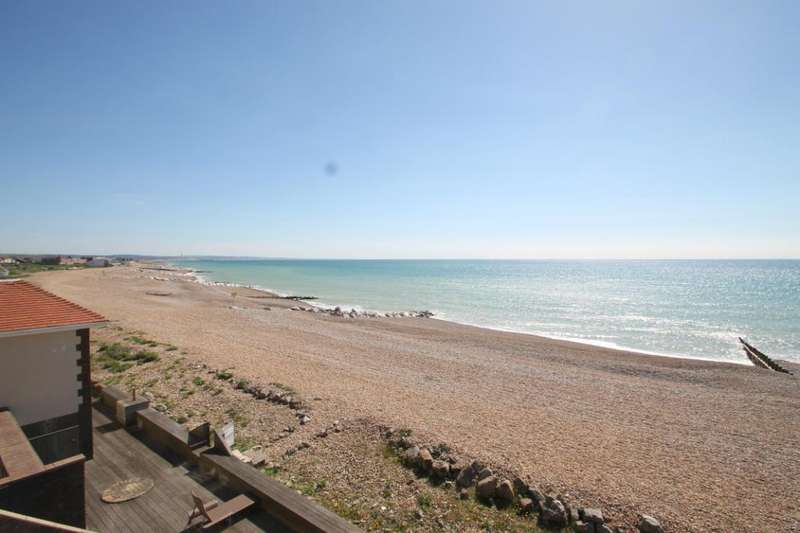 5 Bedrooms Detached House for sale in Brighton Road, Lancing, West Sussex, BN15
