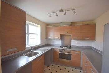 2 Bedrooms Apartment Flat for rent in Girton Way, Mickleover, Derby, DE3 9EA
