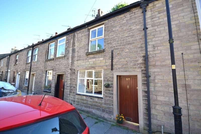 2 Bedrooms Terraced House for sale in Water Street, Bollington, Macclesfield